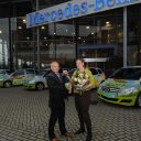 prestige green cabs