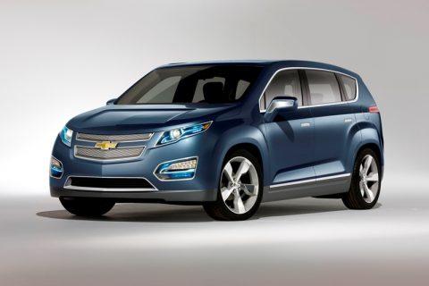 Chevrolet, Volt, MPV