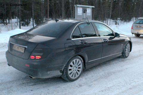Facelift, Mercedes, C-Klasse