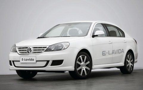 Volkswagen, E-Lavida, electrisch