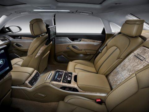 Audi, A8, L