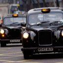 black cab, Londen