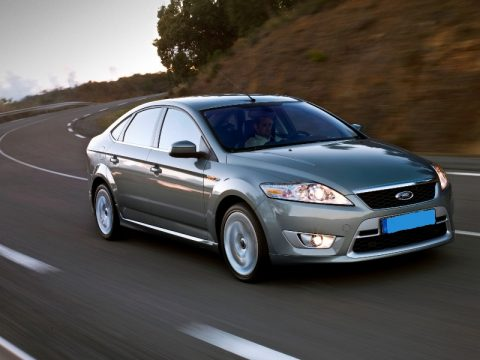 Ford Mondeo, taxi