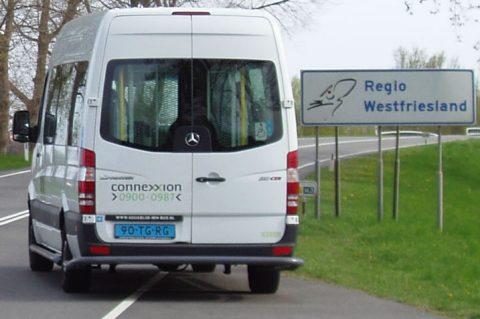 leerlingenvervoer, West-Friesland
