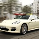 Porsche Panamera, taxi