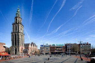 Groningen, Martinitoren