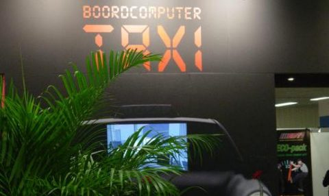 boordcomputer taxi