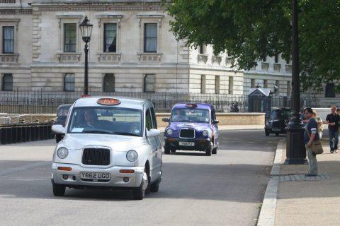 Taxi Engeland