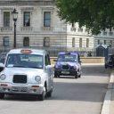 taxi, Engeland