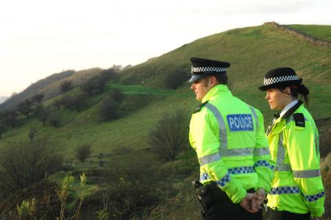 politie Engeland