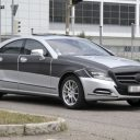 Mercedes CLS, camouflage
