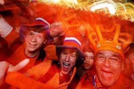 oranjesupporters