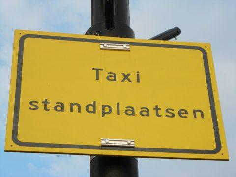 taxistandplaatsen