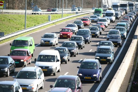 file, vluchtstrook, taxibus