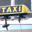 taxi, taxichauffeur