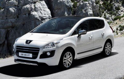 Peugeot, 3008, hybride, diesel