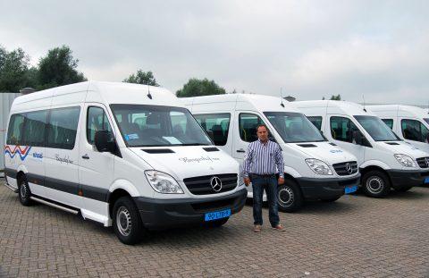 Bergerhof Taxi Tours, rolstoelbus
