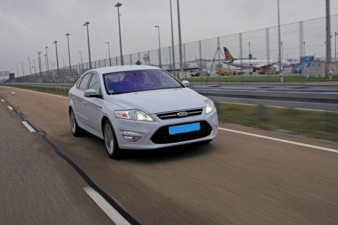 Ford, Mondeo, nieuwe, rijtest, diesel