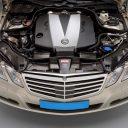 Mercedes, motor, diesel