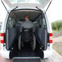 rolstoelauto, Tribus, aardgas