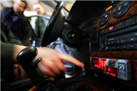 taxi, taxichauffeur, geld