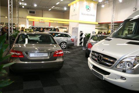 taxi, Taxi-Expo, Mercedes, Houten