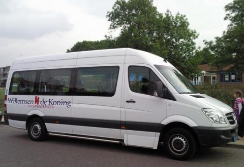 Willemsen de Koning, Personenvervoer, Arnhem, taxi