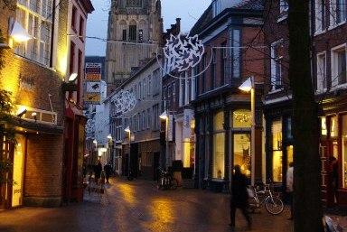 Arnhem, binnenstad