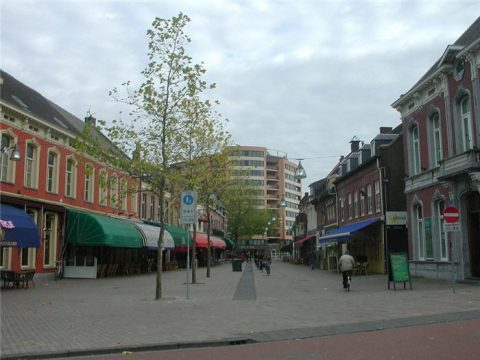 Korte Heuvel, Tilburg, taxi