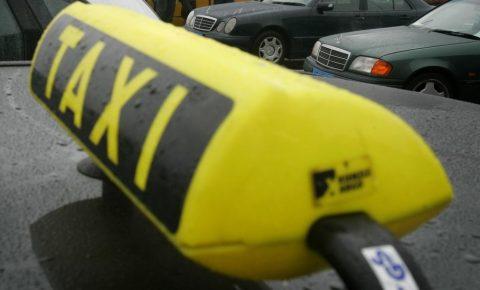 taxi, taxichauffeur, beroving