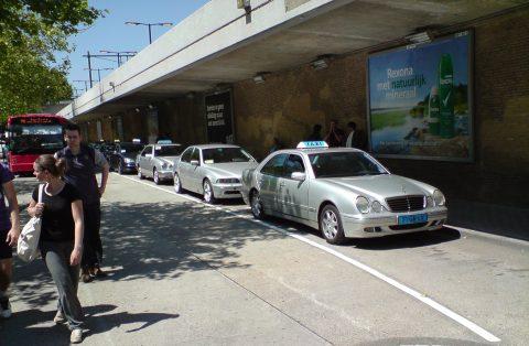 taxi, taxistandplaats, straattaxi, zzp, station, taxichauffeur