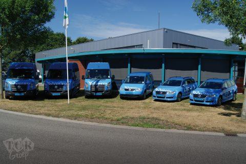 taxi, regiotaxi, Overijssel, Taxi Centrale Raalte, TCR