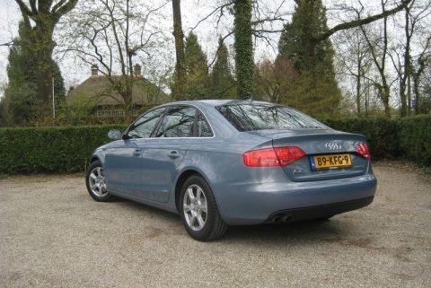 Audi, A4, TDIe, rijtest, verbruik, diesel