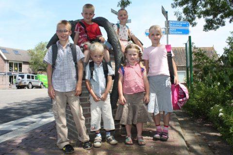 leerlingenvervoer, school