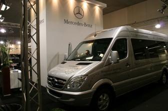 Mercedes-Benz, Viano, taxibus, Taxi-Expo