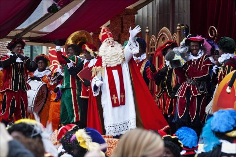 Sinterklaas, Sint, Zwarte Piet