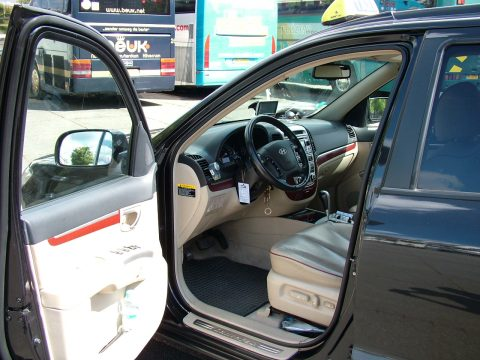 taxi, overval, taxichauffeur