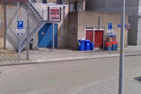 taxistandplaats, Almere