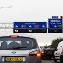 matrixbord, Rijkswaterstaat, snelweg, maximumsnelheid