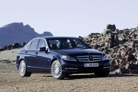 Mercedes-Benz, C-Klasse, nieuwe