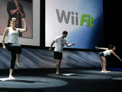 Nintendo, Wii fit, gratis