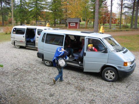 schooltaxi, taxibus, leerlingenvervoer