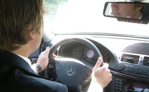 taxichauffeur, taxi