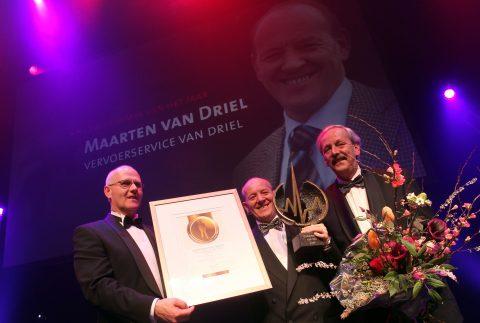 Maarten van Driel, taxi, Vervoersservice, ondernemer, prijs