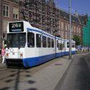 Amsterdam, tram, GVB, openbaar vervoer
