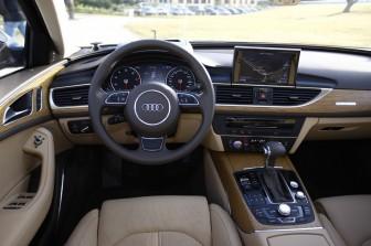 Audi, A6, interieur