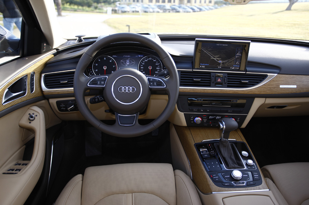 Audi a6 interieur taxipro for Audi a6 4f interieur