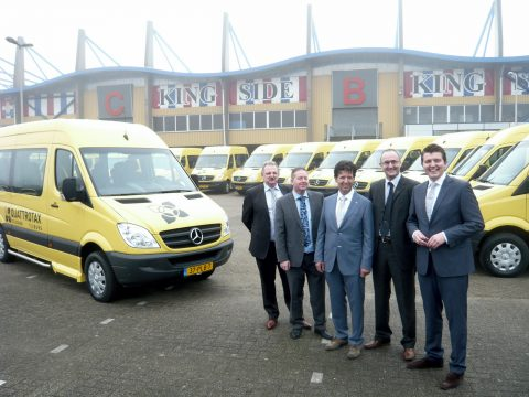 Quattrotax, Mercedes, Sprinter, rolstoelbus, taxi