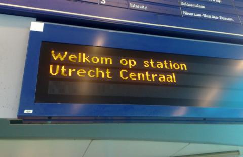 Station, Utrecht, Centraal