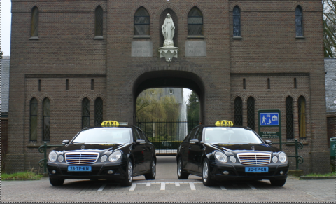 taxi, Stationtaxi, Tilburg